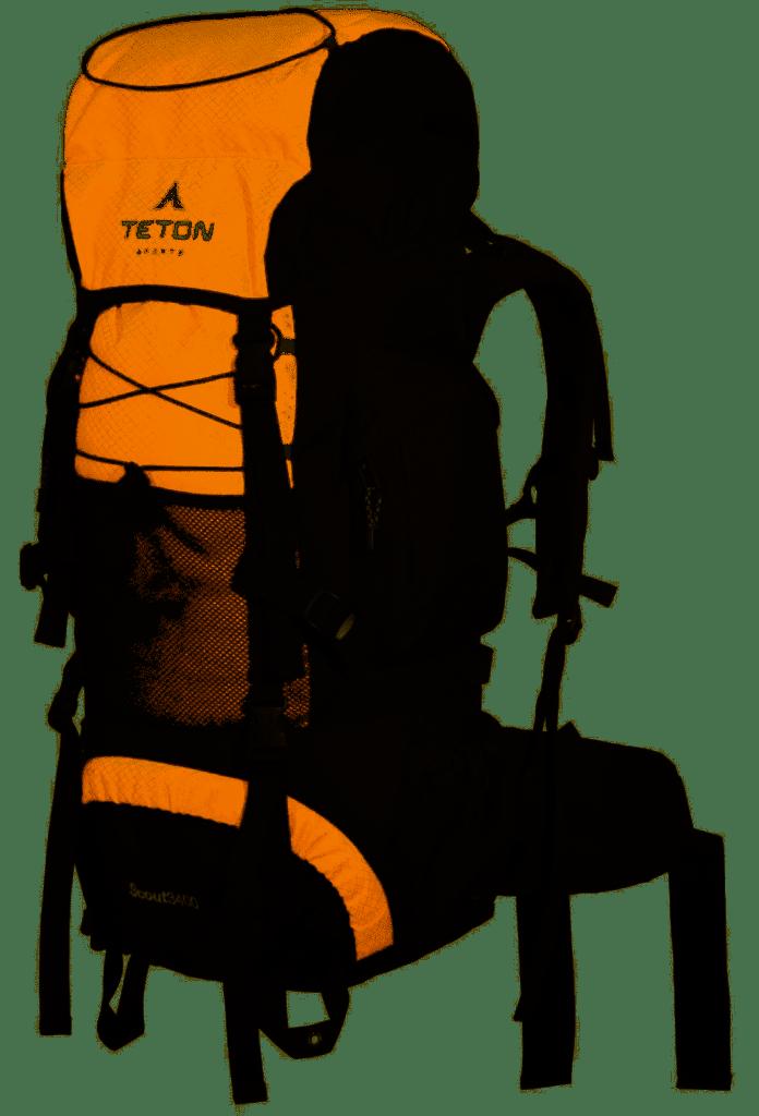 TETON Sports Scout3400 Side