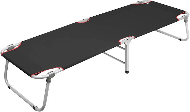 Magshion Portable Military Fold Up Camping Bed Cot