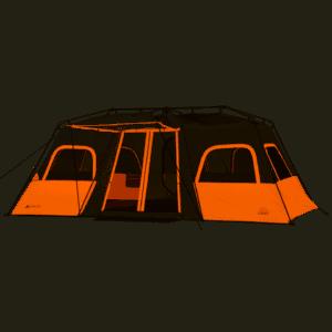 Ozark Trail Cabin 12