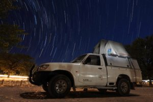 Truckbed Camping