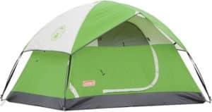 Coleman sundome 6-person Tent